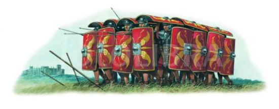 Image result for romans formations